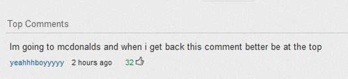 Funny Youtube Comments Part 8, part 8