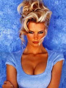 Hottest photos of Claudia Schiffer