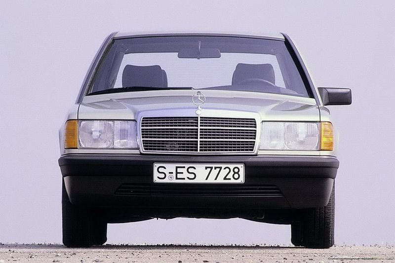 Mercedes-Benz 190(w201) celebrates its 30th anniversary