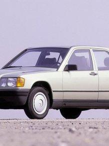 Mercedes-Benz 190(w201) celebrates its 30th anniversary