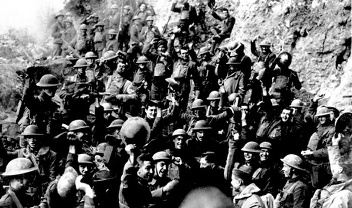 the end of world war i Historical context: the global effect of world war i by steven mintz  at the end of the battle, 419,654 british men were killed, missing, or woundedfour years of.