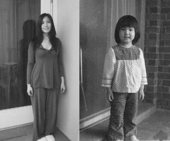 Then and Now, part 7