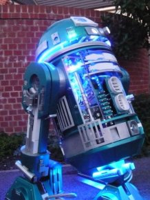 Podpadstudios. Star Wars R11.E1. Astromech