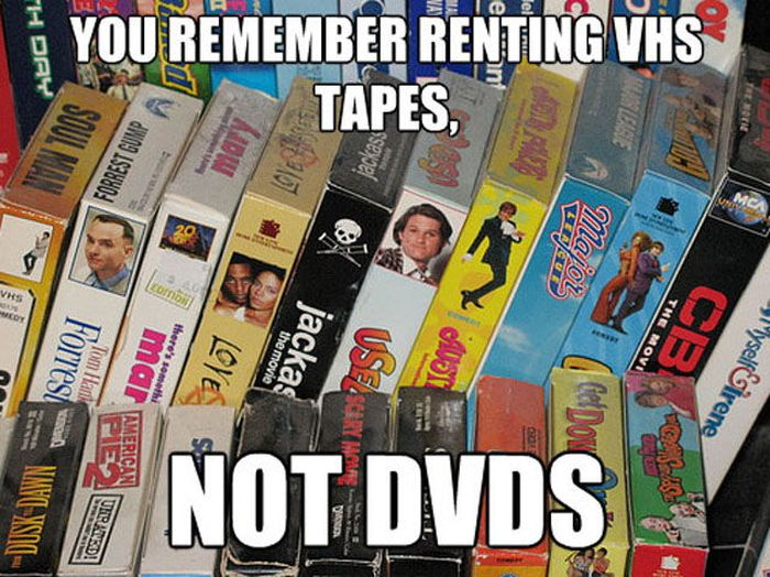 You Remember These Things…