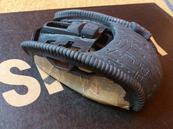 Alien PC Mouse