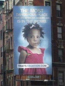 Crazy Anti-Abortion Billboards