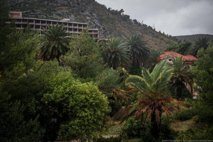 Abandoned Resort in Croatia