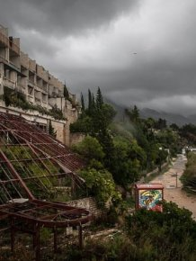 Abandoned Resort in Croatia