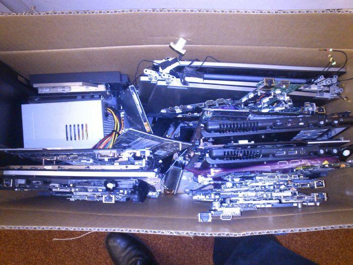 Broken Computers