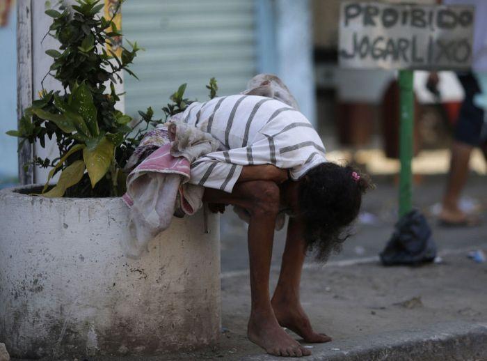 Drug Addicts of Brazil