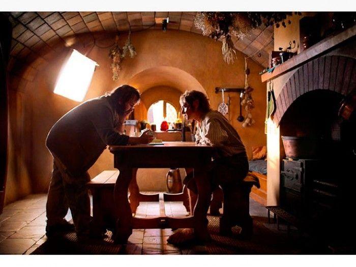 The Hobbit, Behind the Scenes