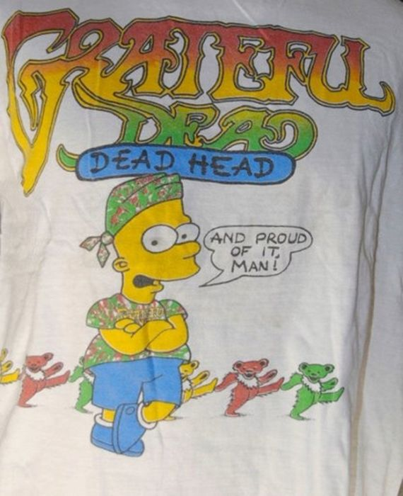 The Best Bootleg Bart Simpson Shirts
