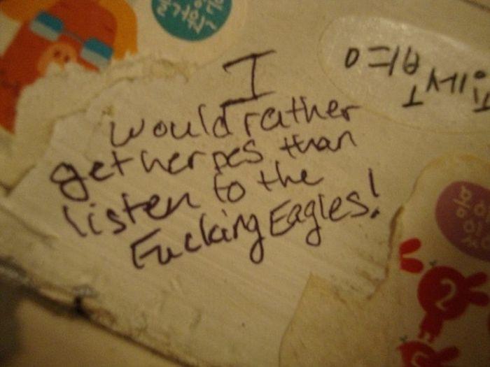 Bathroom Confessions