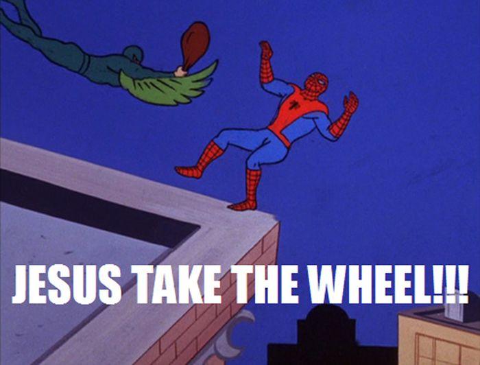 Spider-Man Meme