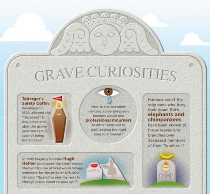 Facts About Graves and Cementry