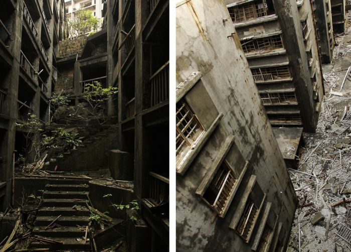 The Abandoned Island That's A Real Life Bond Villain Lair