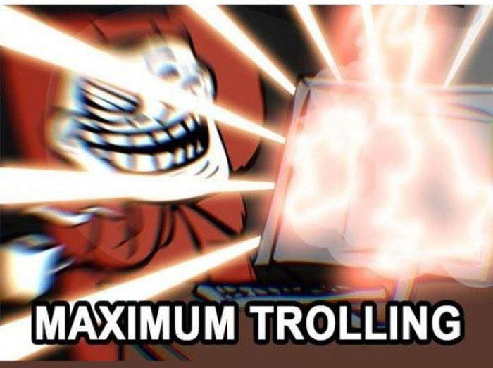 Maximum Trolling