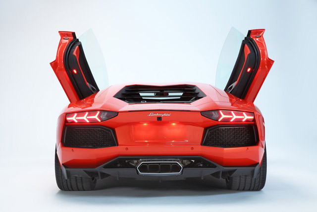 Super Cars, part 11