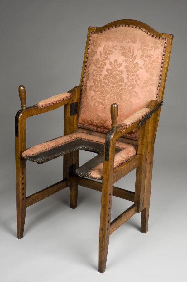 European Parturition Chairs, 1501-1800, part 15011800