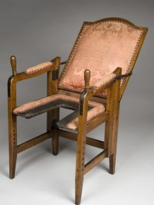 European Parturition Chairs, 1501-1800