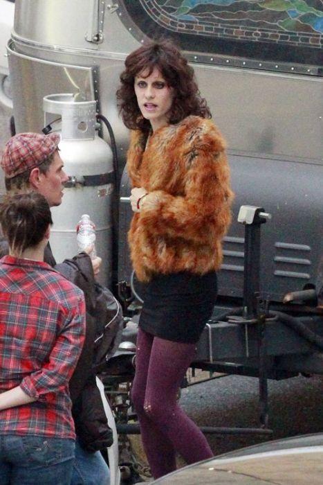 Jared Leto Looks... Different
