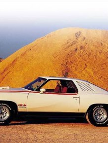 1976-77 Pontiac Can Am