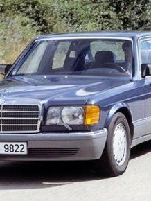 Mercedes-Benz S-class Evolution