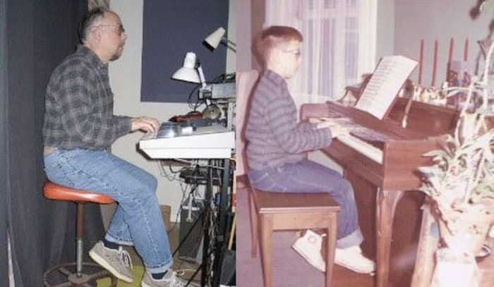 Then and Now, part 8