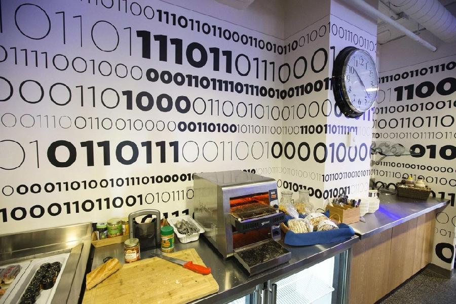 Google office in Canada