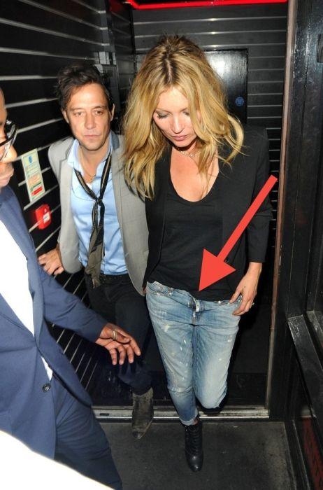 Zipper Problems of Celebrities