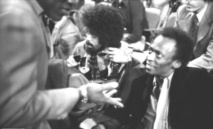 Joe Frazier vs Muhammad Ali