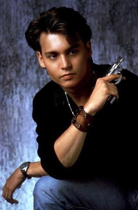 Photos of Young Johnny Depp