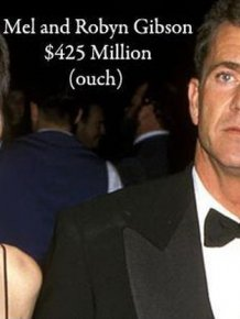 Very Expensive Divorces