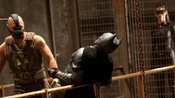Batman vs Bane - Behind the Scenes
