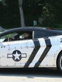 Lamborghini Gallardo as a fighter