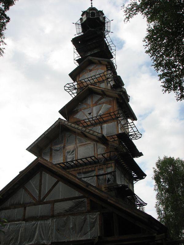 Dr. Seuss House in Alaska