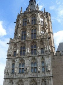 Old City Hall of Cologne Has Its Secrets