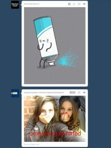 Funny Tumblr Coincidences