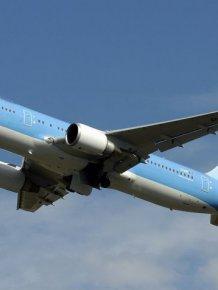 When a Plane Hits an Air Pocket