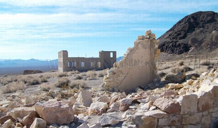 American Ghost Towns