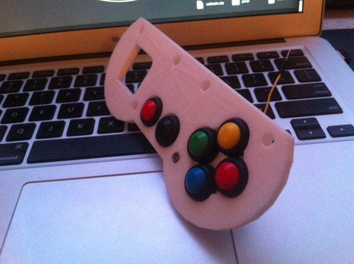 Custom Gamepad