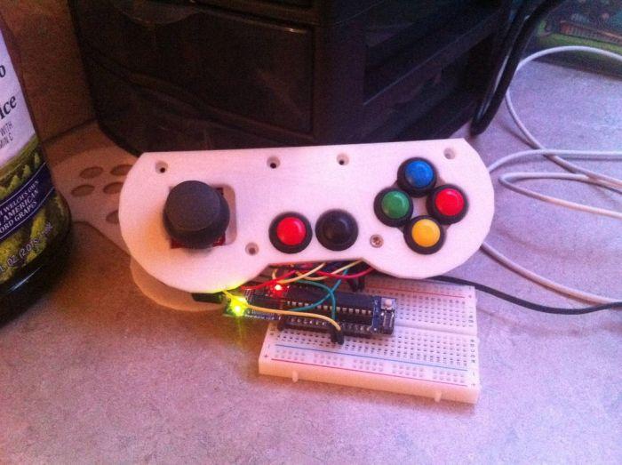 Custom Gamepad