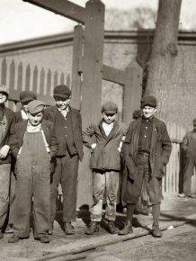 American Kids 1900-1930