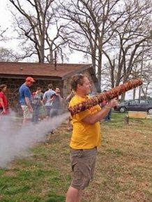 Ridiculous Bacon Bazooka