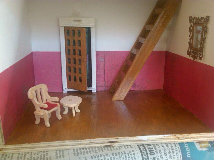 Fairy Room Inside a Wall