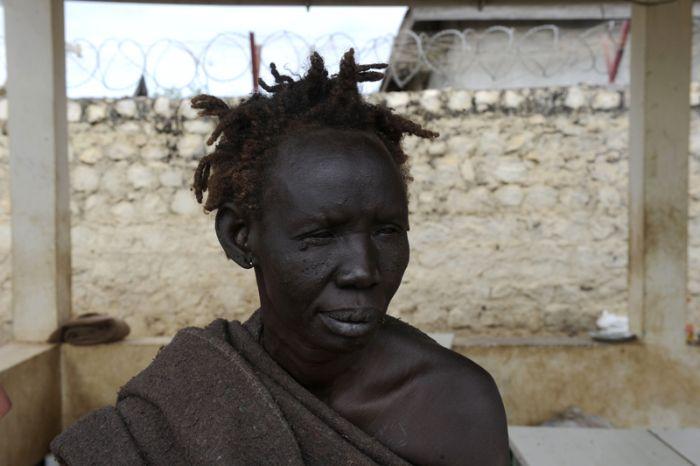 Prison in South Sudan