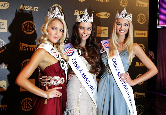 Miss Earth 2012 Tereza Fajksova