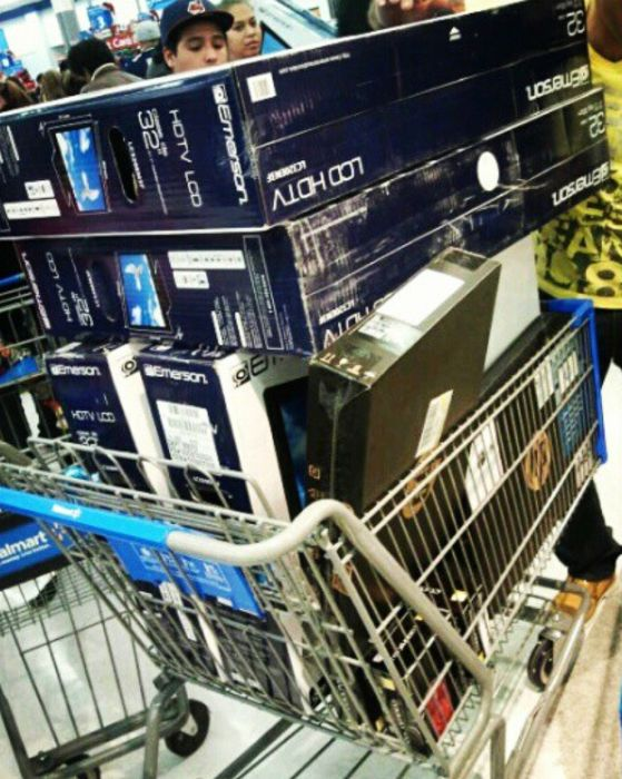 Black Friday 2012, part 2012