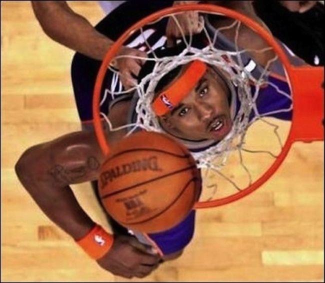 Funny Basketball Moments