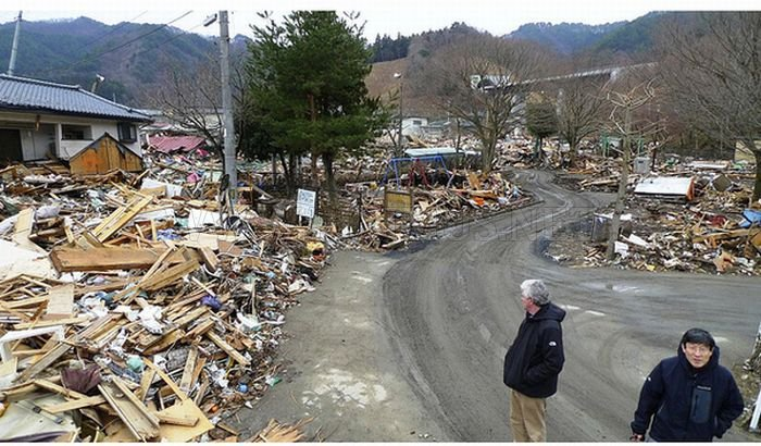 Japan One Month After Disaster